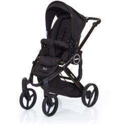 ABC DESIGN Wózek dziecięcy Mamba plus black-black, stelaż black/ siedzisko black