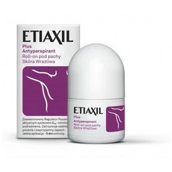 ETIAXIL Plus antyperspirant pod pachy roll-on 15ml