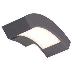 Lampa zewnętrzna Sweden LED ścienna grafit