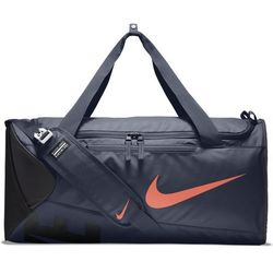 ab4667d8372d4 Nike torba treningowa Alpha (Medium) Training Duffel Bag Thunder Blue Black  Hyper Crimson -