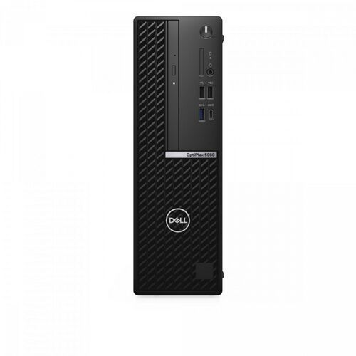 Dell Komputer Optiplex 5080 SFF/Core i5-10500/8GB/256GB SSD/Integrated/DVD RW/Kb/Mouse/W10Pro
