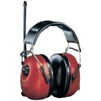 Nauszniki ochronne Peltor Workstyle HRXS7A, ze złączem audio i radiem UKF