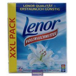 Lenor proszek do prania tkanin białych 65 prań