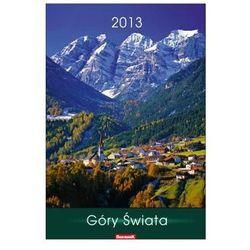 Kalendarz planszowy 2013 Góry świata (BPZ)