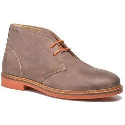 promocje - 30% Buty sznurowane Aigle Dixon Mid 2 Męskie Beżowe 100 dni na zwrot lub wymianę