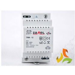 Transformator 230/12V AC 15VA TRM-12 ZAMEL