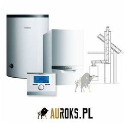 VAILLANT ecoTEC VC PLUS 206/5-5 + VIH R 120/6 B + multiMATIC 700/5 + KOMIN W SZACHT