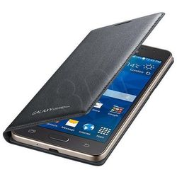 Samsung Flip Wallet do Grand Prime grafitowy