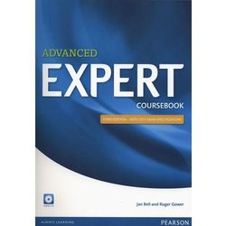 Advanced Expert Third Edition. Podręcznik + CD (opr. miękka)