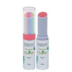 Physicians Formula Murumuru Butter Lip Cream SPF15 balsam do ust 3,4 g dla kobiet Flamingo Pink