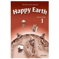 Happy Earth 1: Activity Book