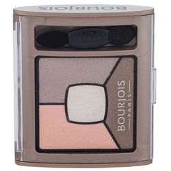 Bourjois Smoky Stories paleta cieni do powiek smokey eyes odcień 12 Sau Mondaine 3,2 g