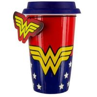 Wonder Woman Travel Mug Kubek GOOD LOOT