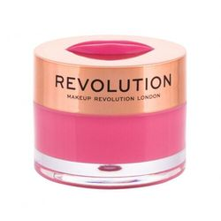 Makeup Revolution London Lip Mask Overnight balsam do ust 12 g dla kobiet Watermelon Heaven