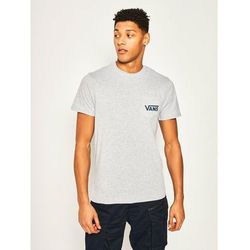 Vans T-Shirt Otw Classic Athletic VN0A2YQVKOO1 Szary Slim Fit