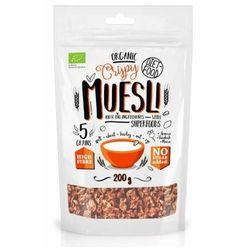 Musli z superfoods bez cukru 200g EKO Diet-Food.pl