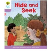 Oxford Reading Tree Stage 1+: First Sentences: Hide and Seek