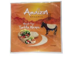 Tortilla Wrap 240g BIO