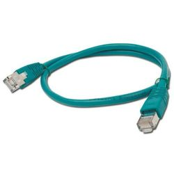 PATCH CORD KAT.6 FTP 3M GREEN GEMBIRD