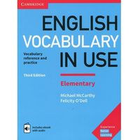 English Vocabulary in Use Elementary with answers and ebook with audio - Cambridge University Press